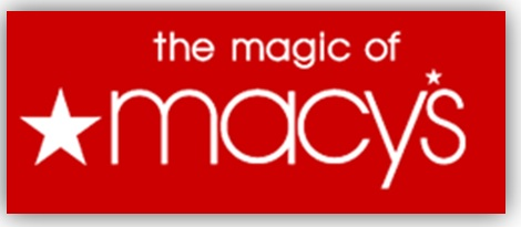 Macy's star logo the magic of Macy's magick logos
