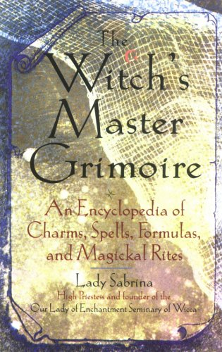 Witch's Master Grimoire