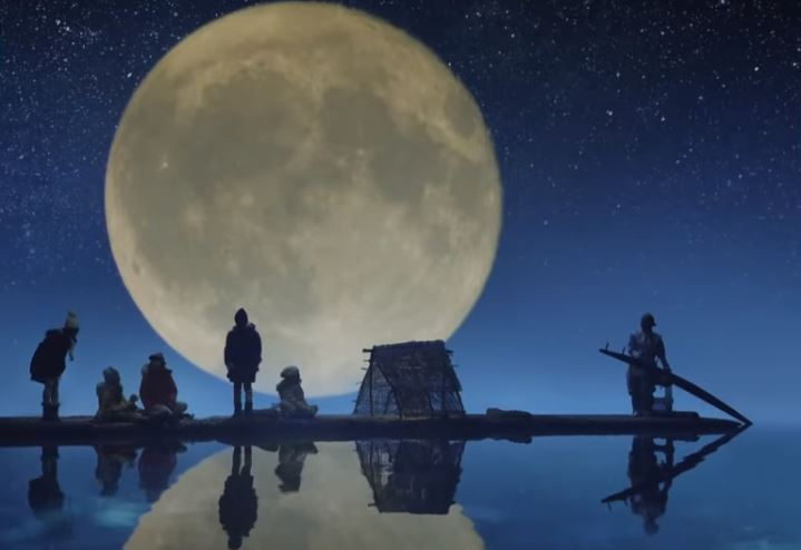 Trick of the Light: How souls are recycled in the moon and sun