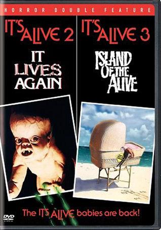 it's alive movie logo