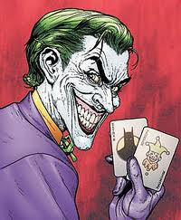 Image result for Joker-Demiurge