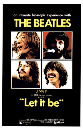Let IT Be The Beatles album cover magick manifestation
