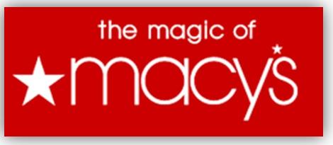 Macy's star logo the magic of Macy's magick logos