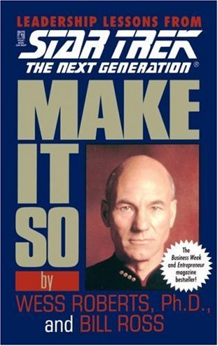 Make IT so Star Trek magick manifestation